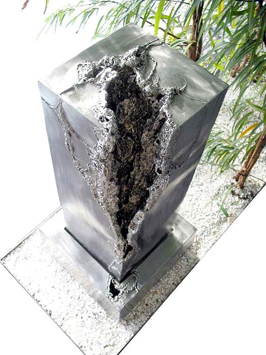 Brunnen Unikate Direkt Vom Metall Kunstler Kaufen Gahr